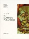 O Goulet et J Ghisolfi - Traité de nutrition pédiatrique.