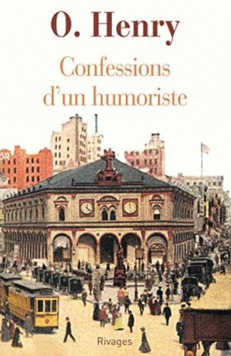 Confessions d'un humoriste