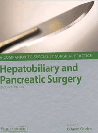 Accentsonline.fr Hepatobiliary and Pancreatic Surgery. 2nd edition Image