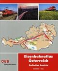 OBB - Eisenbahnatlas Österreich - Railatlas Austria.