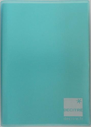 OBERTHUR - Agenda scolaire Decitre Vert cristal 2019-2020