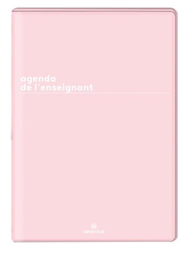 OBERTHUR - Agenda semainier l'Enseignant Boréal 2018-2019