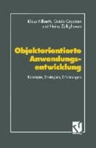 Objektorientierte Anwendungsentwicklung - Konzepte, Strategien, Erfahrungen.