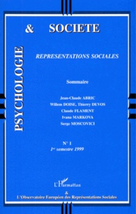 Obs Representations Sociales et Jean-Claude Abric - .