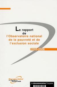 Observatoire de la pauvreté - Le rapport de l'observatoire national de pauvreté et de l'exclusion sociale.