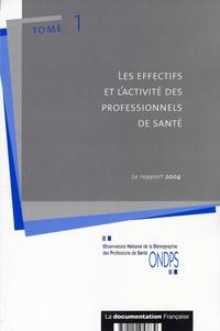 Observatoire Démo Prof. Santé - Coffret 4 volumes : L'Observatoire national de la démographie des professions de santé.
