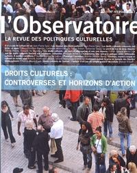 Jean-Pierre Saez - L'observatoire N° 49, hiver 2017 : Droits culturels : controverses et horizons d'action.