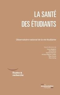 Observatoire vie étudiante - La santé des étudiants.