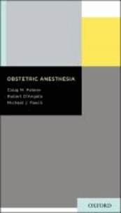 Obstetric Anesthesia.