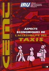 Rhonealpesinfo.fr Aspects économiques de l'accessibilité des taxis Image