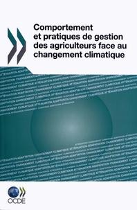 Accentsonline.fr Comportement et pratiques de gestion des agriculteurs face au changement climatique Image