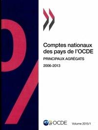 Coachingcorona.ch Comptes nationaux des pays de l'OCDE, volume 2015, numéro 1 Image