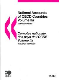 Ucareoutplacement.be Comptes nationaux des pays de l'OCDE - Volumes 2a et 2b Tableaux détaillés National Accounts of OECD Countries Image