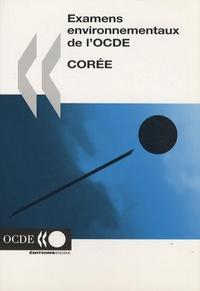 OCDE - Corée.