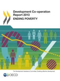 OCDE - Development co-operation report 2013.