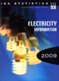 OCDE - Electricity Information 2009.