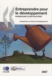 OCDE - Entreprendre pour le développement - Promouvoir le secteur privé.