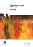 OCDE - Etudes économiques de l'OCDE  : Chine 2010.