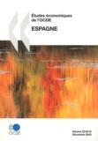 OCDE - Etudes économiques de l'OCDE  : Espagne 2010.