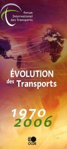 Galabria.be Evolution des transports 1970-2006 Image
