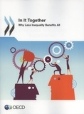 OCDE - In it together : why less inequality benefits all ?.