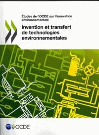 OCDE - Invention et transfert de technologies environnementales.