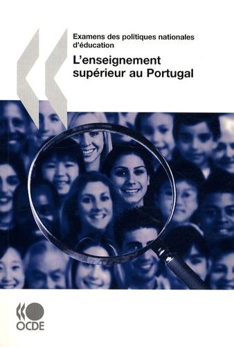 OCDE - L'enseignement supérieur au Portugal.