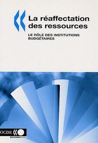 Galabria.be La réaffectation des ressources - Le rôle des institutions budgétaires Image