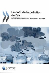 Goodtastepolice.fr Le coût de la pollution de l'air - Impacts sanitaires du transport routier Image