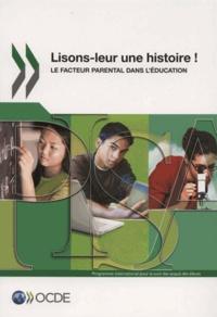 Deedr.fr Lisons-leur une histoire! - Le facteur parental dans l'éducation Image