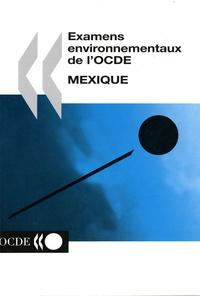 OCDE - Mexique : examens environnementaux de l'OCDE.