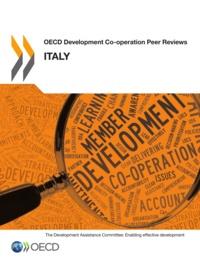OCDE - OECD Development Co-operation Peer Reviews : Italy 2014.