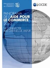 Panorama de l'aide pour le commerce 2013- Se connecter aux chaînes de valeur -  OCDE | Showmesound.org