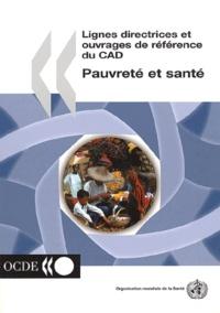 OCDE - Pauvreté et santé.
