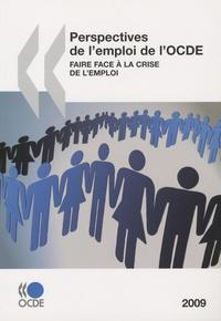Galabria.be Perspectives de l'emploi de l'OCDE 2009 - Faire face à la crise de l'emploi Image