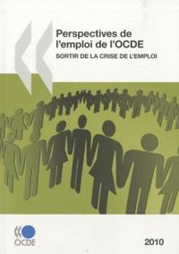 Deedr.fr Perspectives de l'emploi de l'OCDE - Sortir de la crise de l'emploi Image