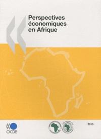 Deedr.fr Perspectives économiques en Afrique 2010 Image