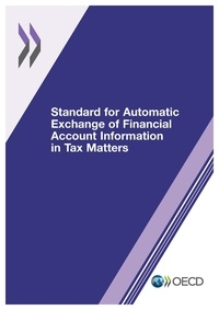 Deedr.fr Standard for automatic exchange of financial account : information tax matters Image
