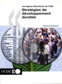 OCDE - Stratégies de développement durable.
