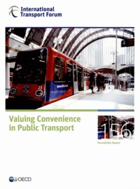 Galabria.be Valuing convenience in public transport, ITF round tables Image