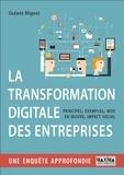 Océane Mignot - La transformation digitale des entreprises - Principes, exemples, mise en oeuvre, impact social.