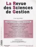 Raquel Janissek-Muniz et Henrique Freitas - La Revue des Sciences de Gestion N° 218, Mars-avril 2 : Intelligence économique et stratégie de l'innovation.