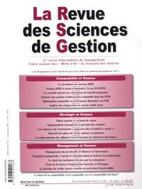 Philippe Naszalyi - La Revue des Sciences de Gestion N° 224-225, Mai-juin : .