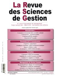 Alexandre Baetche - La Revue des Sciences de Gestion N° 226-227, juillet- : .