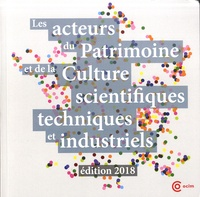 OCIM - Les acteurs du Patrimoine et de la Culture scientifiques, techniques et industriels.