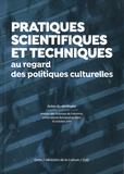 OCIM - Pratiques scientifiques et techniques au regard des politiques culturelles.