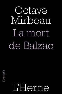 Openwetlab.it La mort de Balzac Image