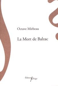 Galabria.be La mort de Balzac Image