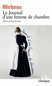 Octave Mirbeau - Le journal d'une femme de chambre.