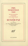 Octavio Paz et François Mitterrand - .